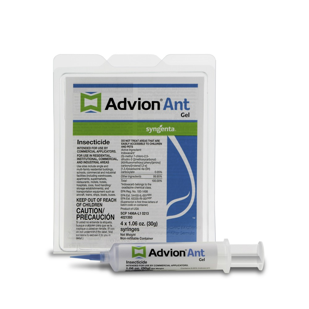 Advion Ant Gel Package Photo