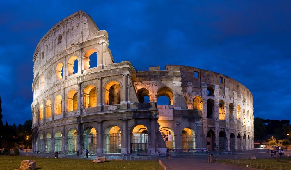 Roma-Colosseo