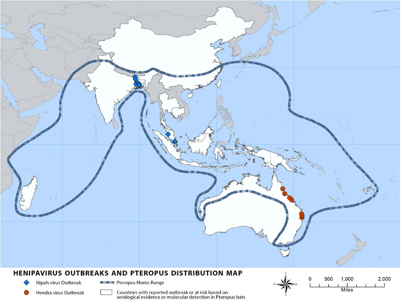 Hendra-distribution-map