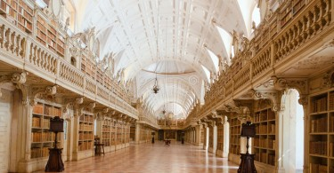 library-mafra-national-palace-portugal-36025055